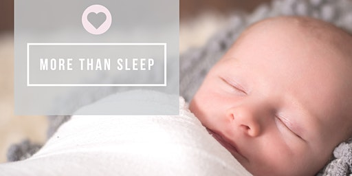 More Than Sleep Seminar by The Mama Coach Jenn Leckie