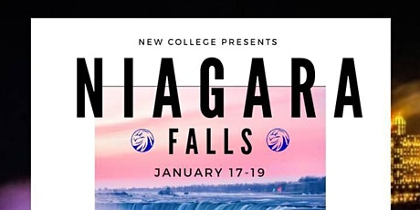 New College Takes Over Niagara Falls tickets