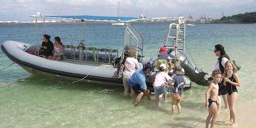 Botany Bay Adventure Boat Tour