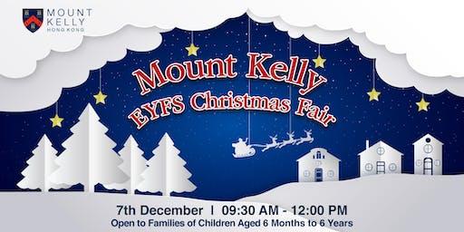 Mount Kelly EYFS Christmas Fair
