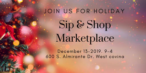 Copy of West Covina Holiday Marketplace Boutique