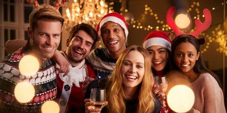 Christmas Meet, Mix & Mingle - Ladies & Gents! (All Ages/FREE Drink)FRA billets