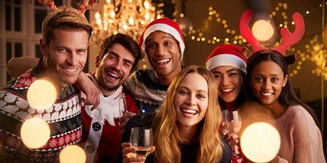 Christmas Meet, Mix & Mingle - Ladies & Gents! (All Ages/FREE Drink)FRA tickets