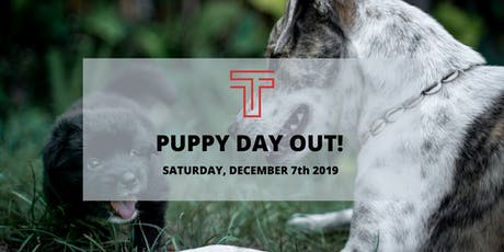 PUPPY DAY OUT! tickets