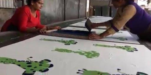 HUBKids Little Printers - Screen Printing Workshop