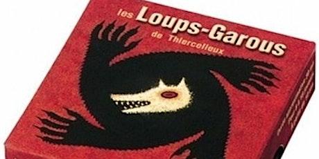 Loup-garou De NOËL billets