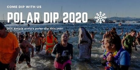 Explode into 2020 with the Toronto Polar Bear Dip tickets