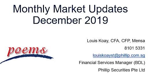 [Investment] Monthly Market Updates - December 2019