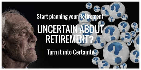 Planning for Retirement tickets