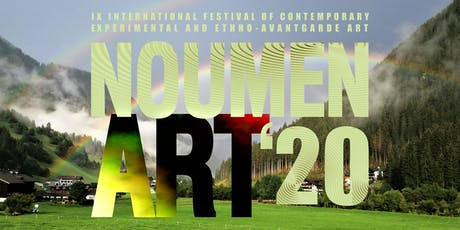 IX IntFest of Contemporary Experimental and Ethno-Avantgarde Art NOUMEN ART biglietti