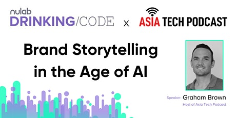 Brand Storytelling in the Age of AI tickets