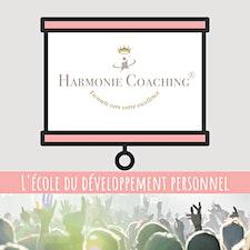 Harmonie Coaching® L'ECOLE DU DEVELOPPEMENT PERSONNEL logo