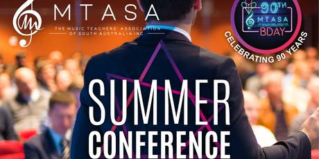 Summer Conference tickets