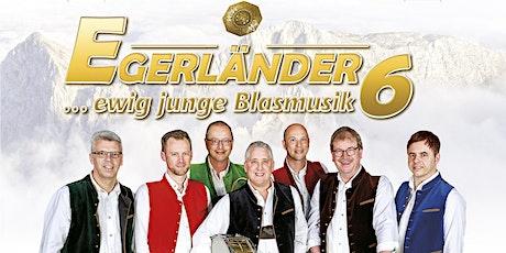 Egerländer6 - Kurhaus Krün Tickets