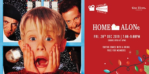 Open Air Cinema Club: Christmas Special