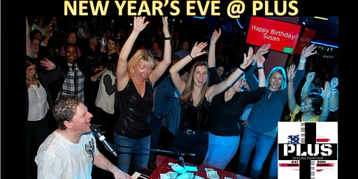 PLUS Dueling Piano Bar: New Year's Eve BASH!