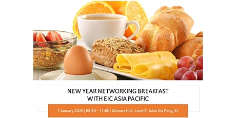 New Year Breakfast Networking with EIC APAC tickets