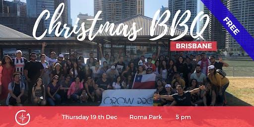 BRISBANE I CHRISTMAS BBQ