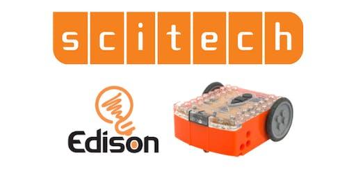 Scitech Incursion: Edison Robotics