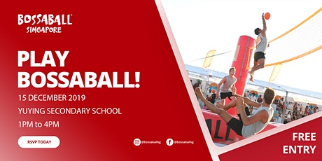 Play Bossaball! 15 Dec 2019 tickets