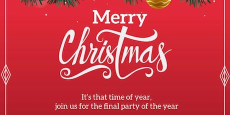 Eno, Zara and Abe's Christmas Party. The Last Party of the year!!!  tickets