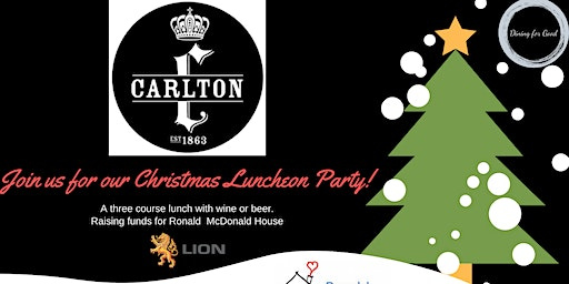 Carlton Bar & Eatery Dining for Good Luncheon for Ronald McDonald House