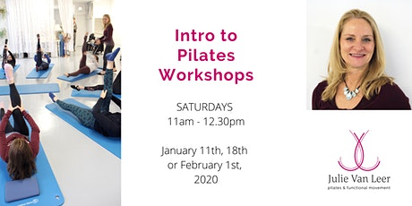 Intro to Pilates Workshop tickets