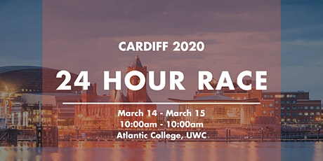 24 Hour Race Cardiff 2020 tickets