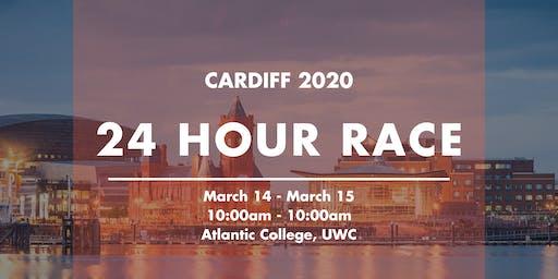 24 Hour Race Cardiff 2020