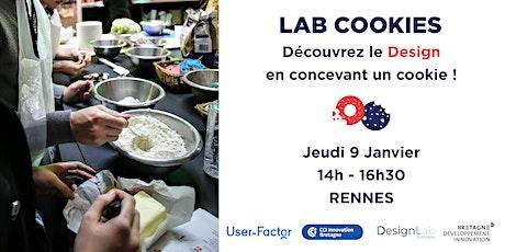 Appréhendez le design par l'expérimentation avec le Lab Cookies !  billets