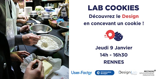 Appréhendez le design par l'expérimentation avec le Lab Cookies !