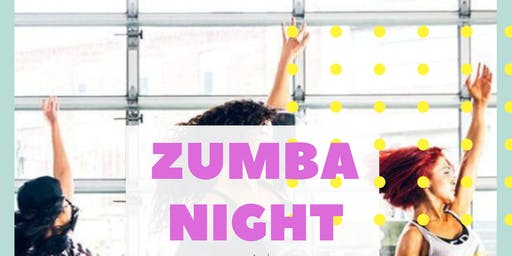 Zumba Night with Melissa