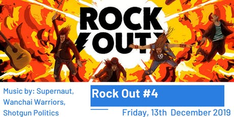 Rock Out #4 tickets