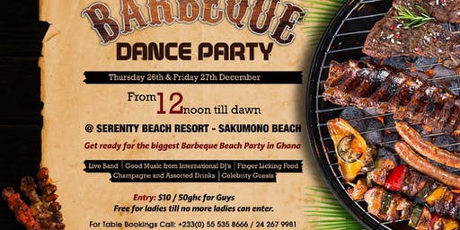 BARBEQUE & DANCE PARTY