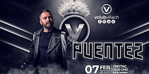 David Puentez LIVE @ V-Club Villach