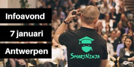 Infoavond SmartNinja tickets