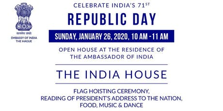 Republic Day 2020 tickets