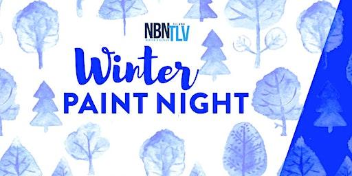 Winter Paint Night