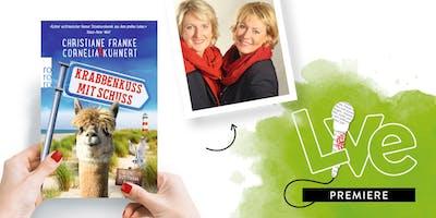 PREMIERE: Cornelia Kuhnert und Christiane Franke