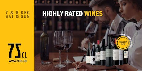 Highly Rated Wines tickets
