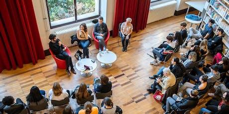 Rencontre avec Sofia Aouine et Medhi Charef billets