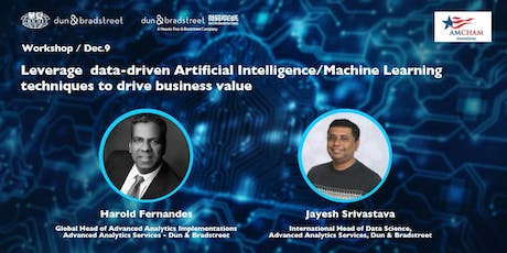 Leverage data-driven AI/ML to drive business value tickets