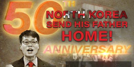 North Korea: Send his father home
