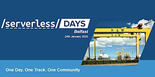 ServerlessDays Belfast 2020
