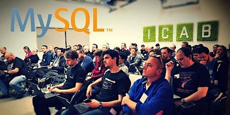 pre-FOSDEM MySQL Days 2020 tickets