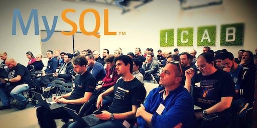 pre-FOSDEM MySQL Days 2020