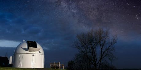 Public Astronomy Evening: December 2019 tickets
