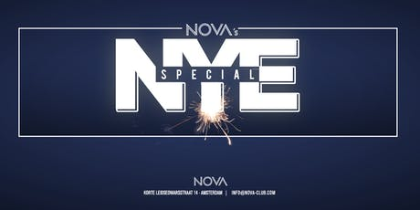 Nova New Year's Eve Special / 31.12 tickets