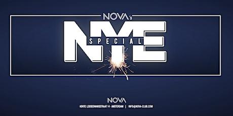 Nova New Year's Eve Special / 31.12 tickets