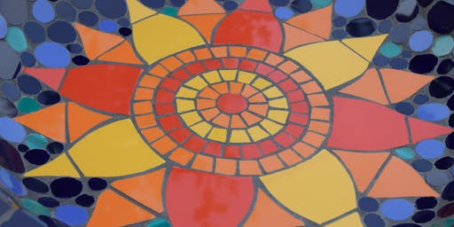Fun School Holiday Children's Mosaic class